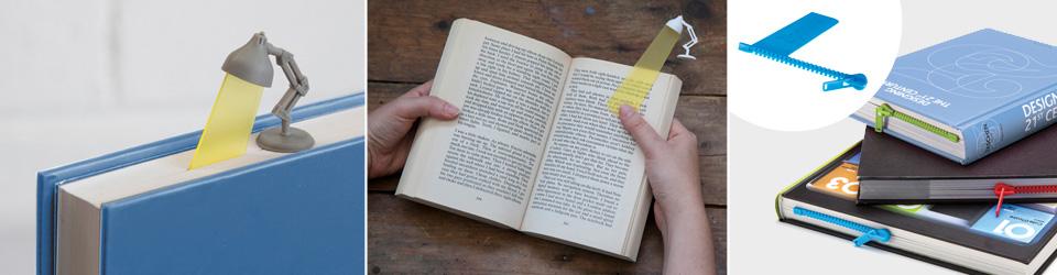 nietypowe zakładki do książek
