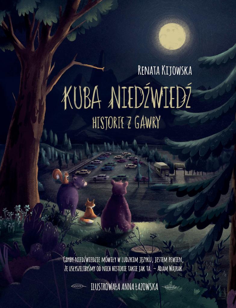 Renata-Kijowska-Kuba-Niedźwiedź.-Historie-z-gawry-recenzja1