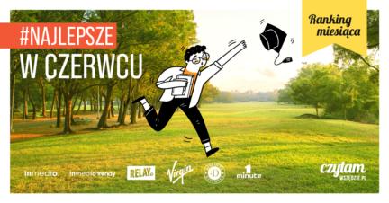 BESTSELLERY - CZERWIEC 2021