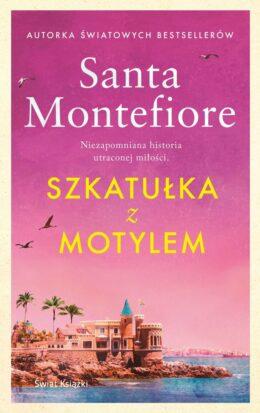 szkatułka z motylem santa montefiore